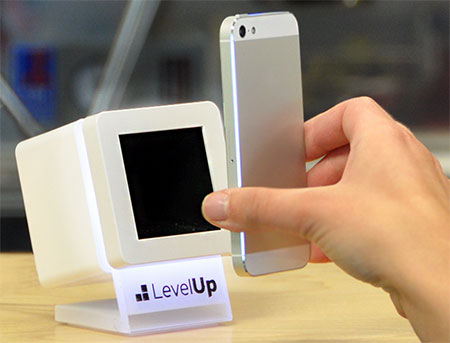 LevelUp Customer Scans